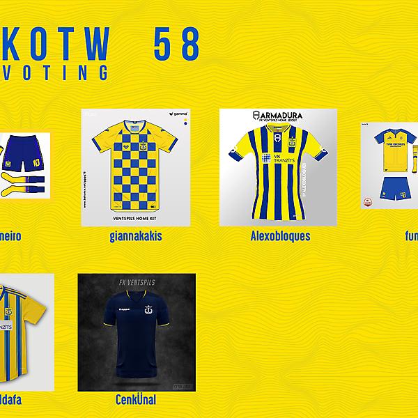 KOTW58 - VOTING