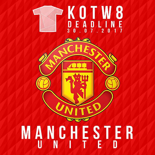 KOTW8 - Manchester United