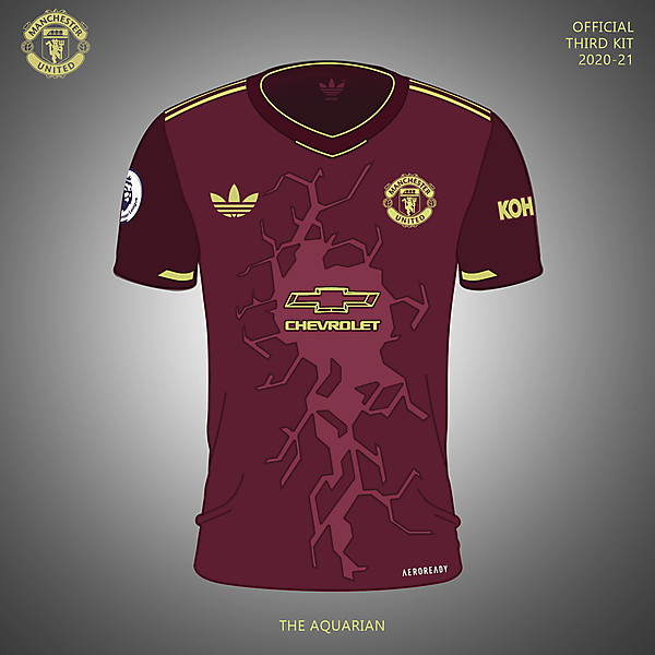 KOTW - Manchester United Third Kit 2021
