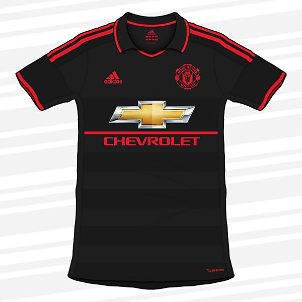 KOTW | Manchester United Away Shirt