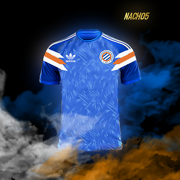 KOTW Montpellier HSC Kit by Nachos