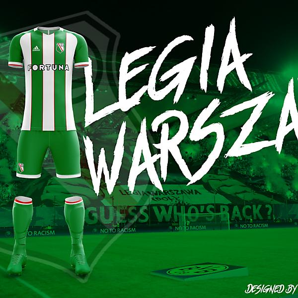 Legia Warszava