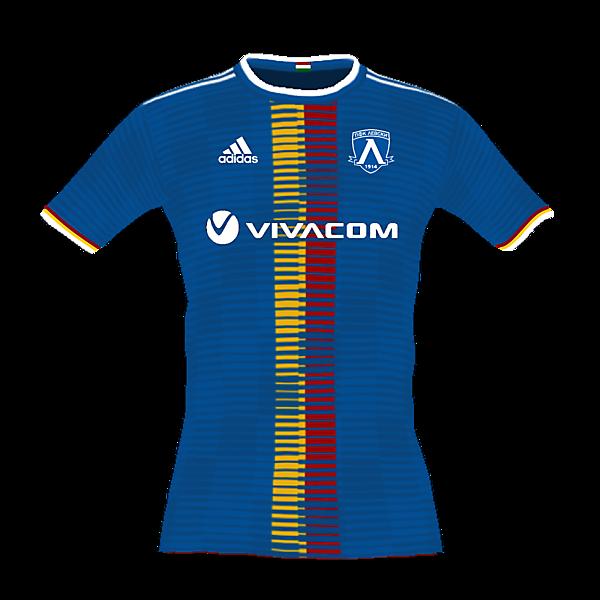 Leyvski Sofia FC Home Jersey