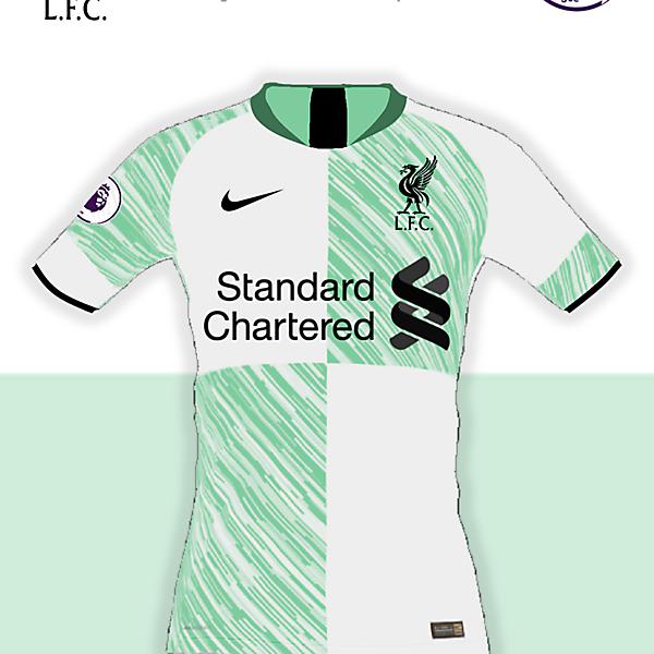 Liverpool FC Away Jersey