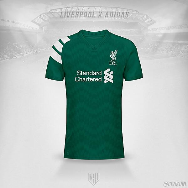 Liverpool x Adidas