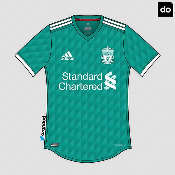 Liverpool x Adidas | 3rd
