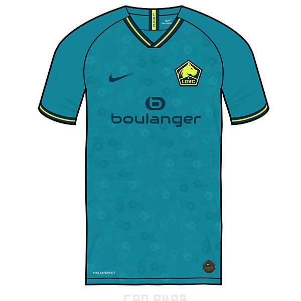 LOSC Lille Third Kit