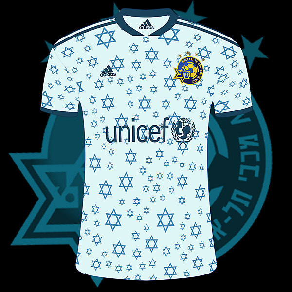 Maccabi Tel Aviv 20/21 Away Concept