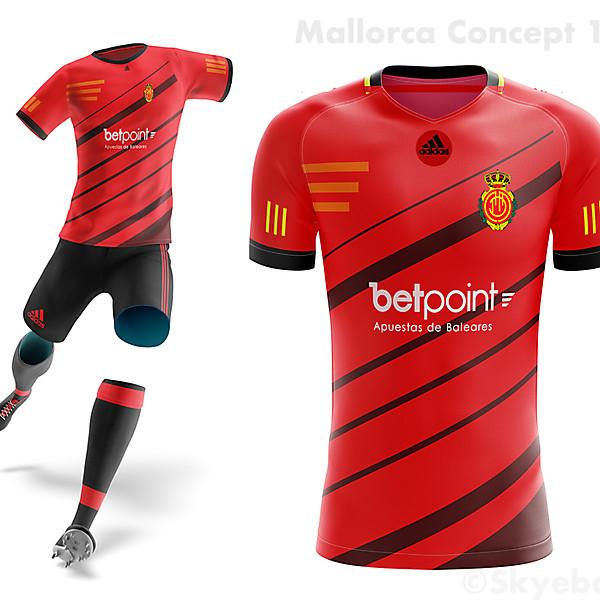 Mallorca Home 19/20 Concept