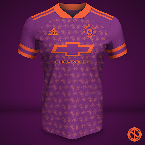 Manchester United | Third Kit Concept