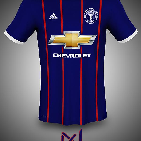 Manchester United Away Kit