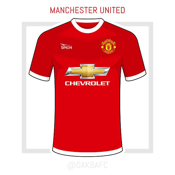 Manchester United Home - KOTW 8