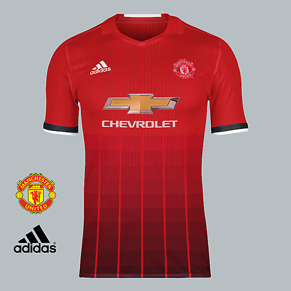 Manchester United Home Concept