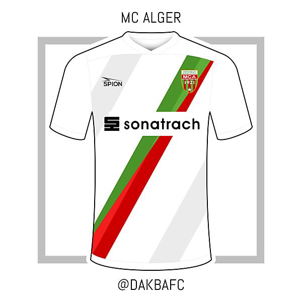 MC Alger - KOTW 35