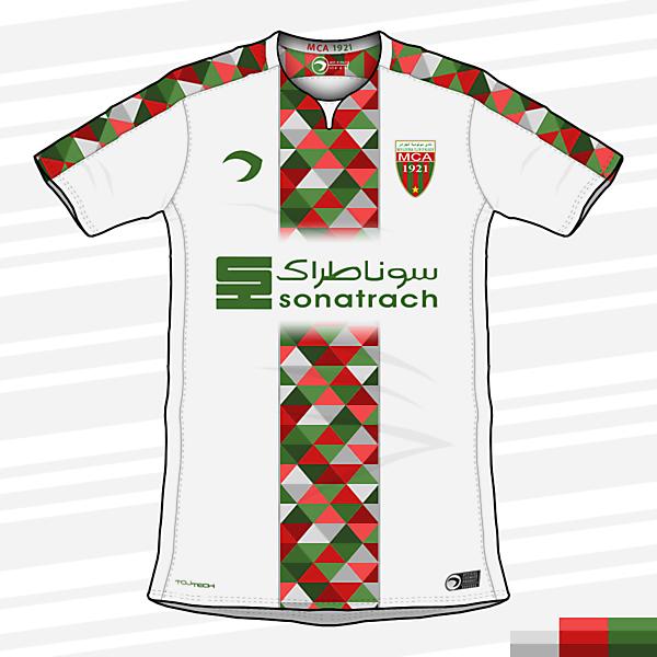 MC Alger | Away Kit
