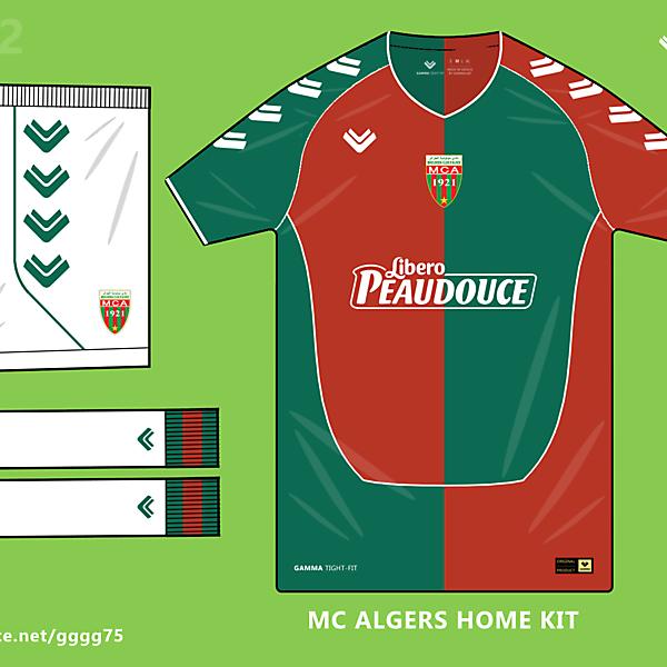 mc algers home kit