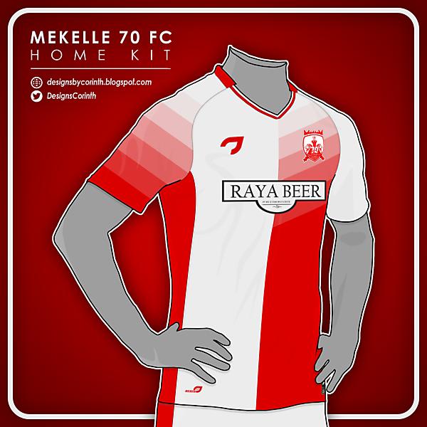 Mekelle 70 Enderta FC | Home Kit