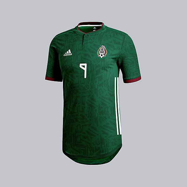 Mexico - Home kit