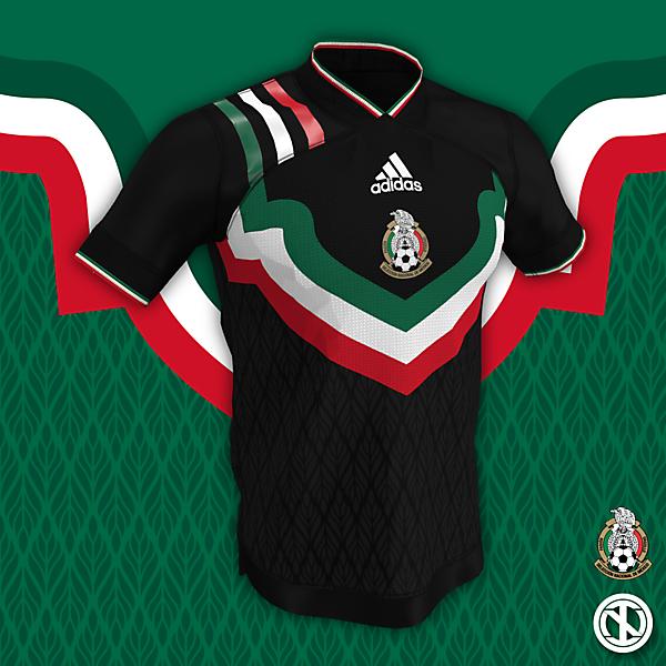 Mexico | Away Kit Concept