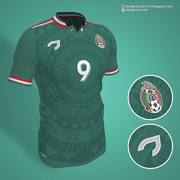 Mexico | Home Shirt