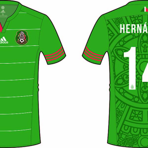 México Home Kit