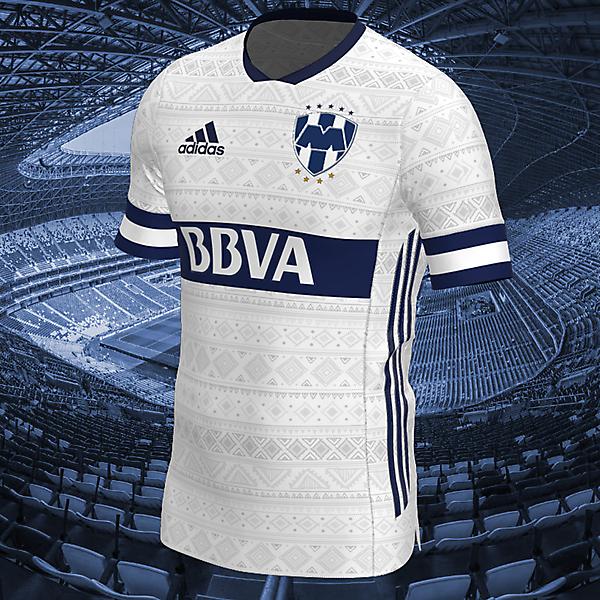 Monterrey X Adidas