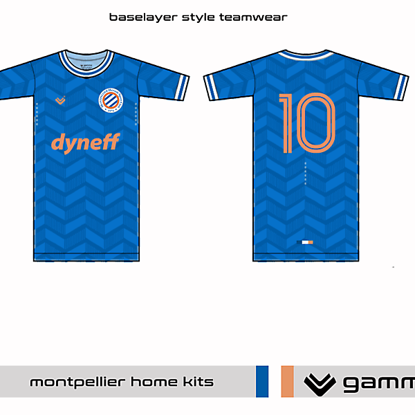 montpellier home kit