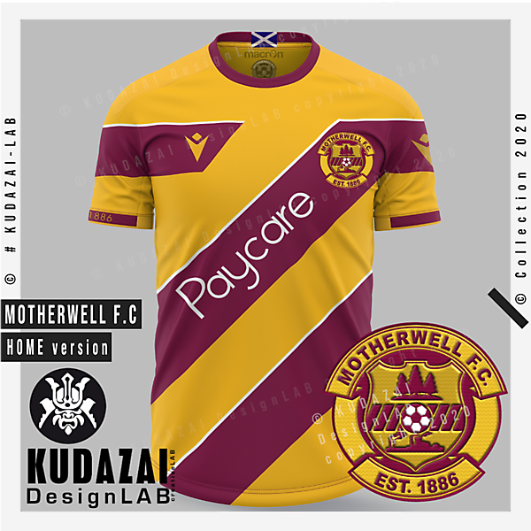 MOTHERWELL FC -Home version