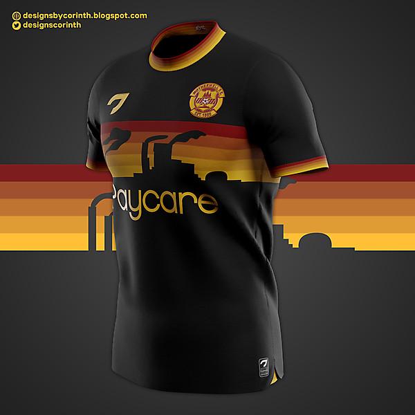 Motherwell FC | Away Shirt