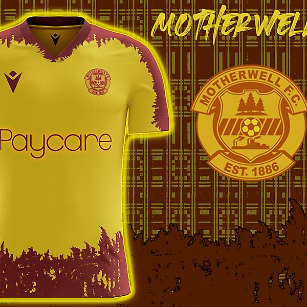 Motherwell FC | KOTW | Worldy_Design