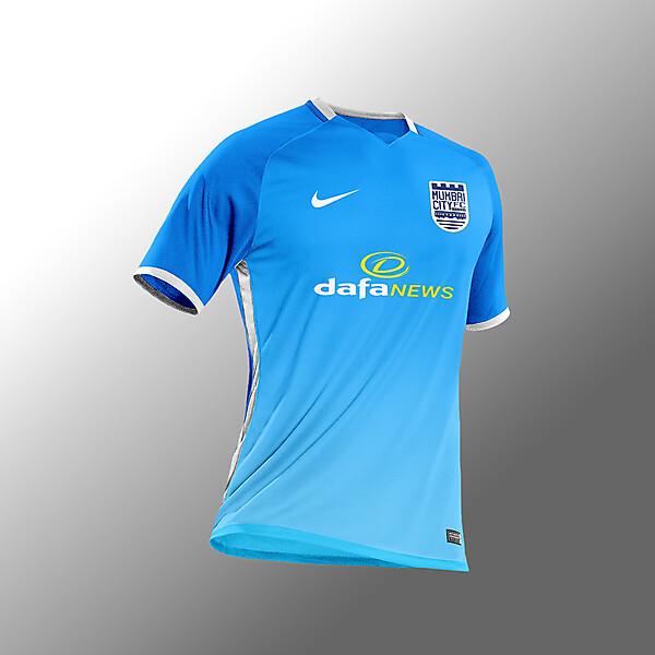 MUMBAI CITY FC NIKE VERSION