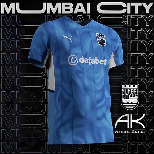 Mumbai City FC Puma Home Kit