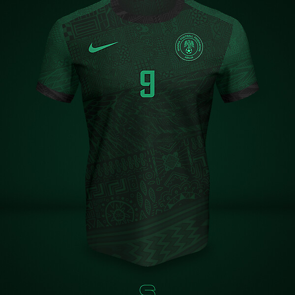 Naija home kit
