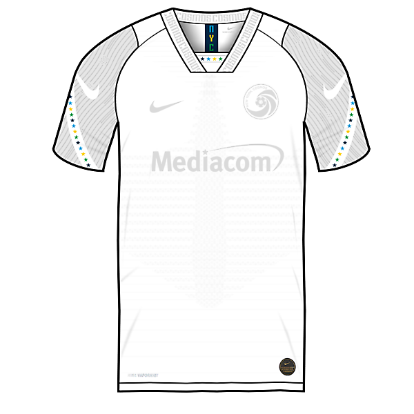 New York Cosmos Home Kit x Nike