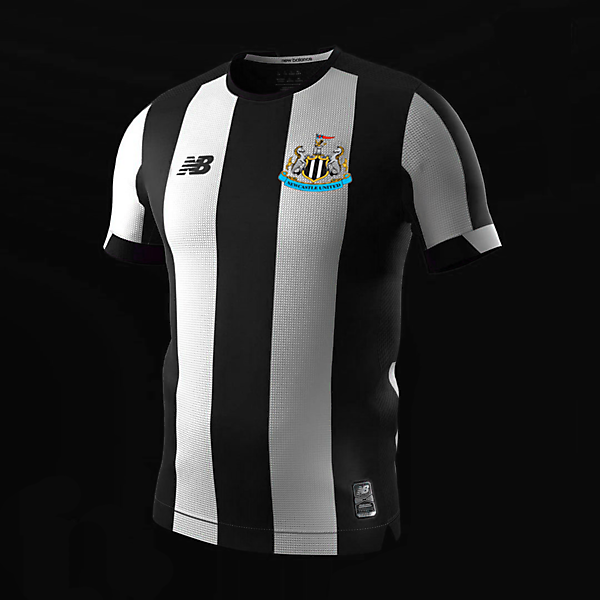NEWCASTLE UNITED BY  NEW BALANCE CONCEPT