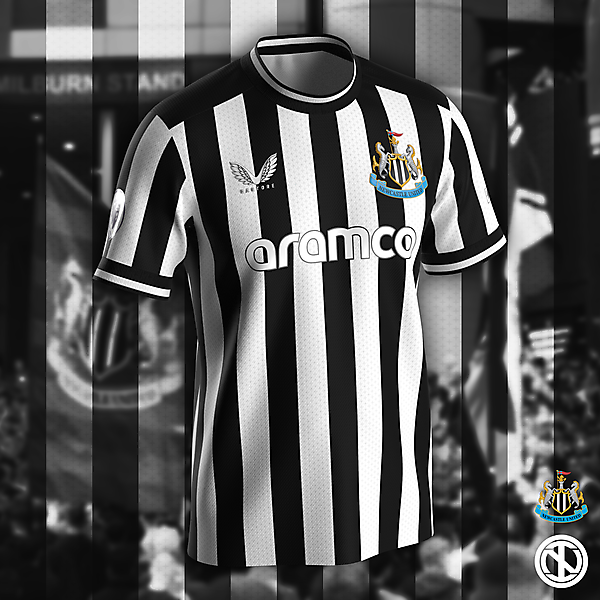 Newcastle United FC | Home Kit Concept