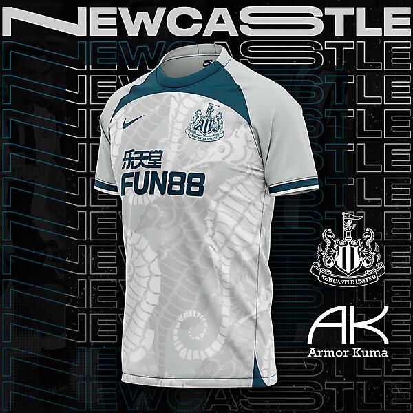 Newcastle United FC Nike Away Kit