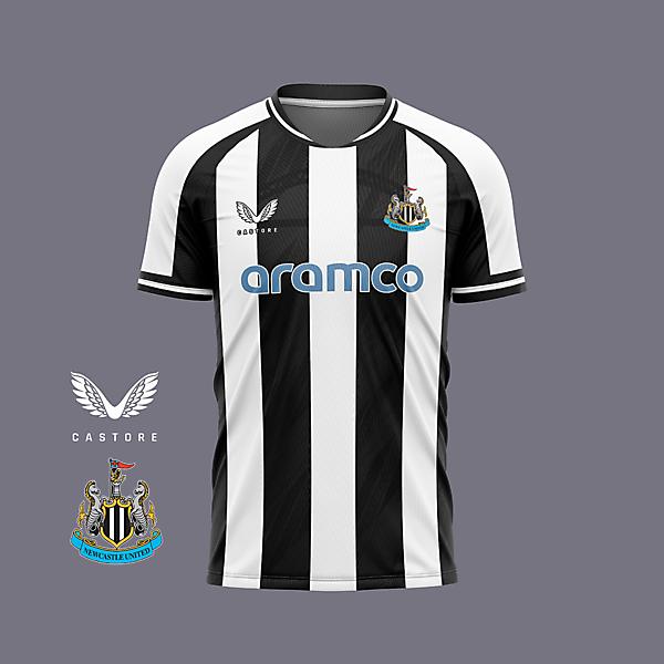 Newcastle Utd home
