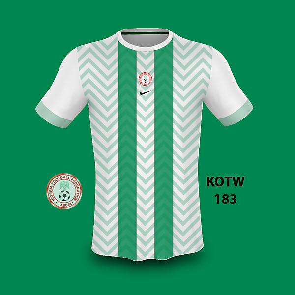 Nigeria KOTW183