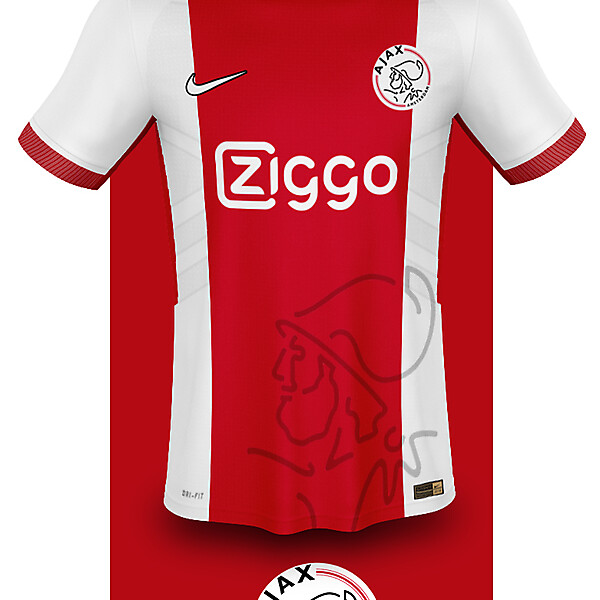 Nike - Ajax Amsterdam Home Kits