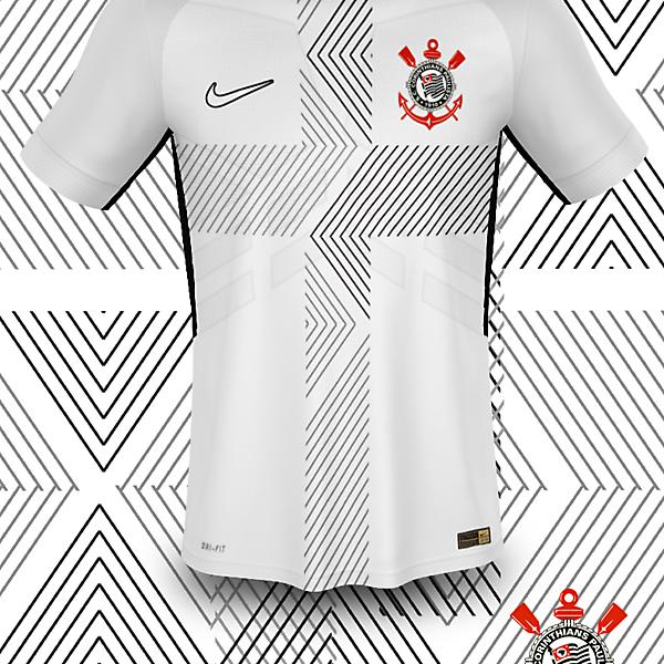 Nike - Corinthians Home 2018