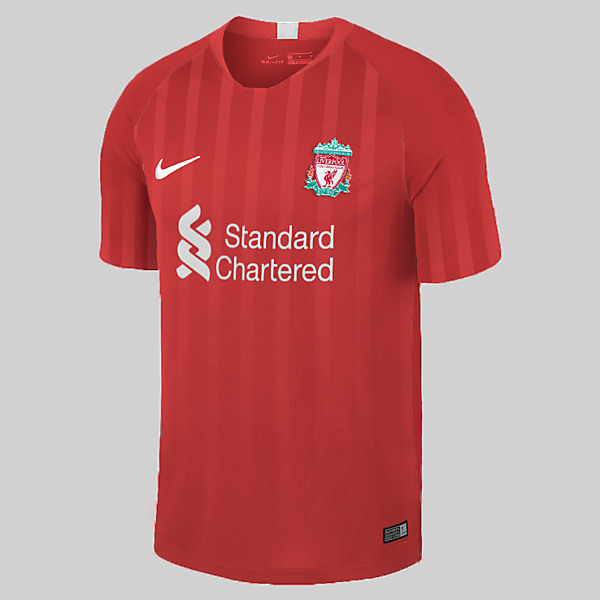 Nike Liverpool Home Concept