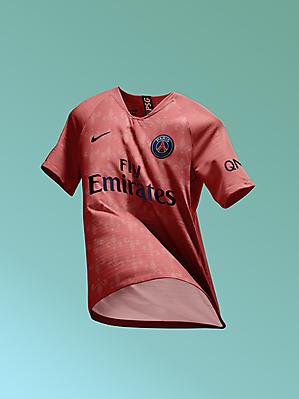 Nike Paris Saint-Germain Fleur de Lis Jersey
