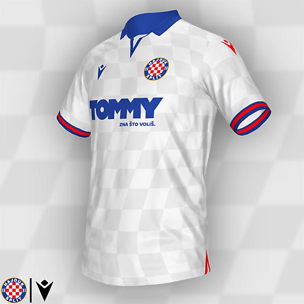 NK Hajduk Split Home Shirt | KOTW 200