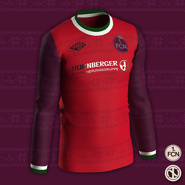 1.FC Nürnberg   Christkindlesmarkt Kit Concept