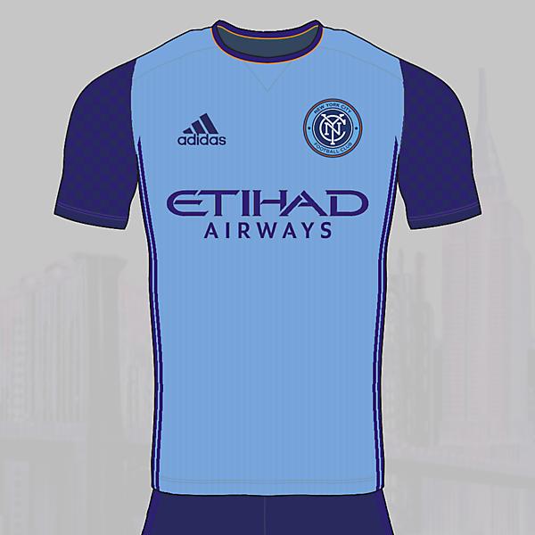 NYCFC Home Kit - KOTW