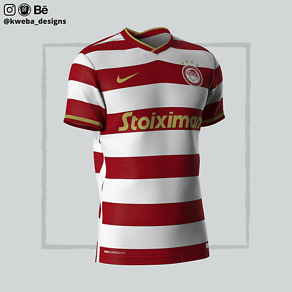 Olympiacos - Home kit