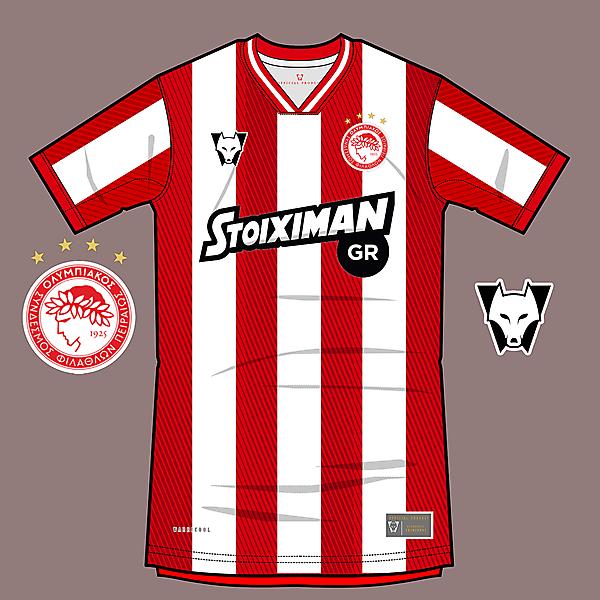 Olympiakos - home shirt