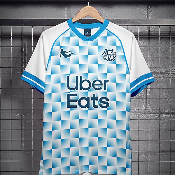 Olympique de Marseille - Home Kit