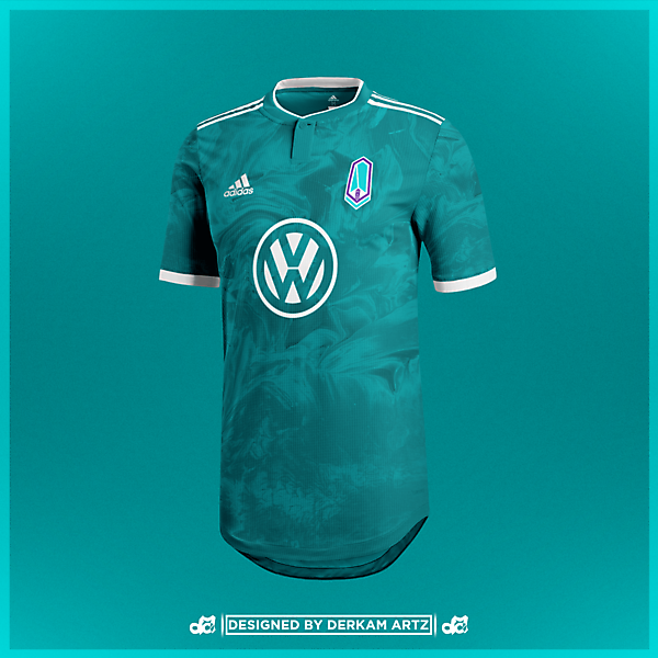 Pacific FC - Away Kit